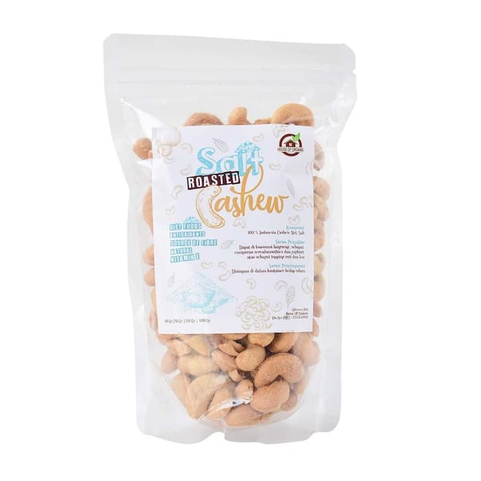 Salt Roasted Cashew 100 Gr