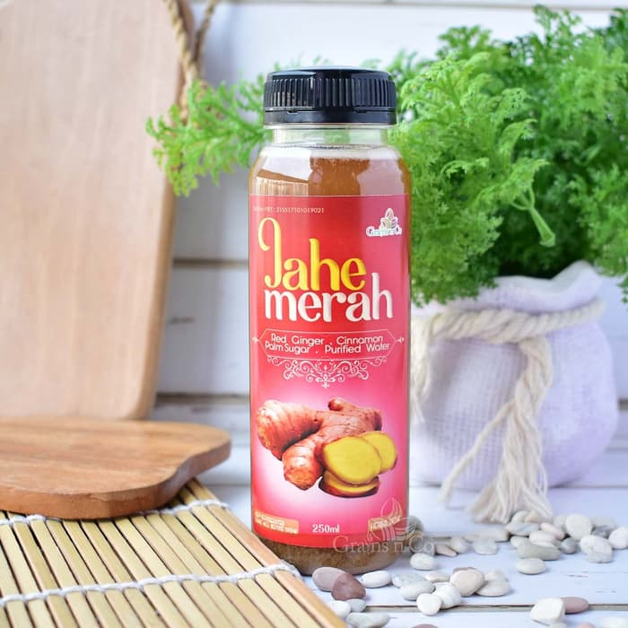 Grains N Co Herbal Drink ( Minuman Jamu ) 250 ml
