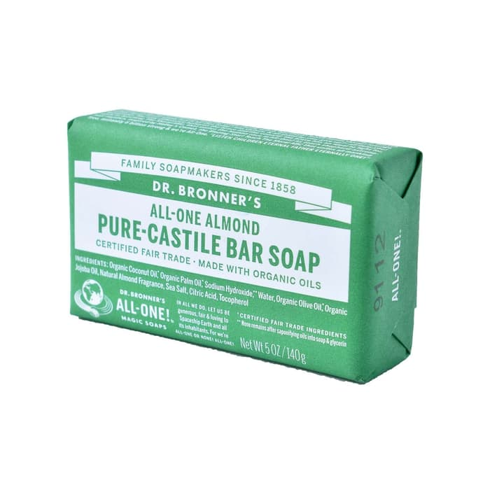 Dr. Bronner's Magic Soap Almond Pure