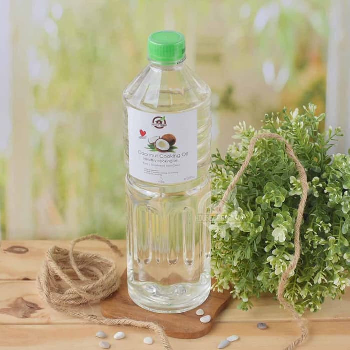 House Of Organix Coconut Cooking Oil