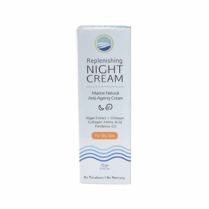 Ocean Fresh Night Cream For oily Skin 15 Gr