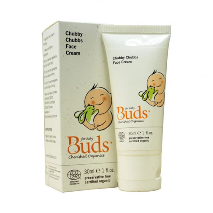 Buds Organic Chubby Chubs Face Cream