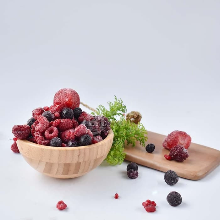 Frozen IQF Mixed Berry / Mixed Berry Beku 1 Kg