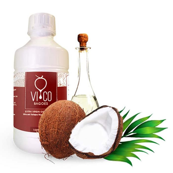 VICO Bagoes Extra Virgin Coconut Oil 1 liter
