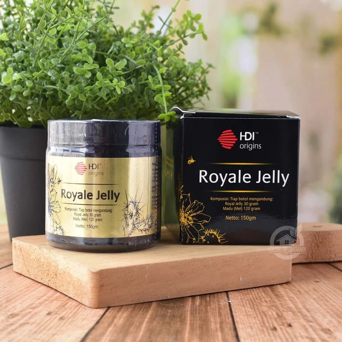 HDI Royal Jelly Liquid 150 Gr