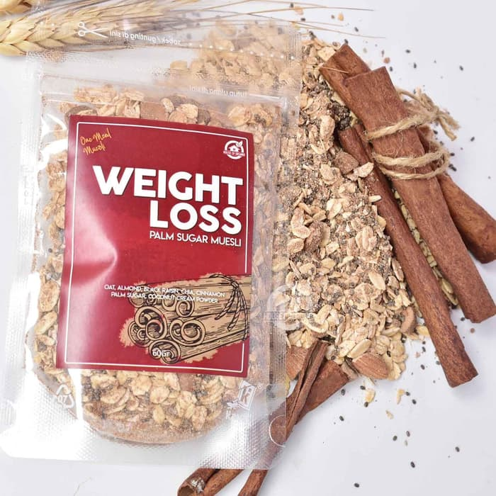 House Of Organix Muesli One Meal Weight Loss 60 Gr
