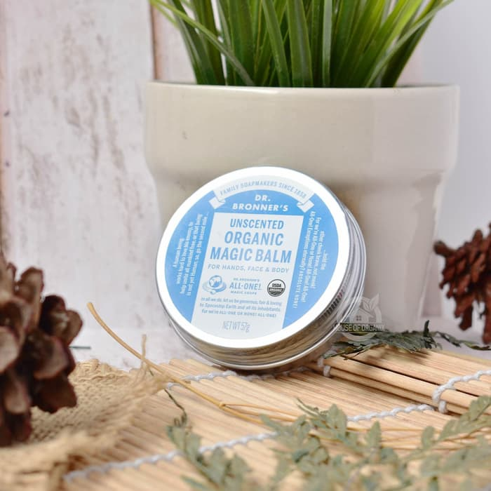 Dr. Bronner's - Organic Baby Unscented Magic Balm 57 Gr