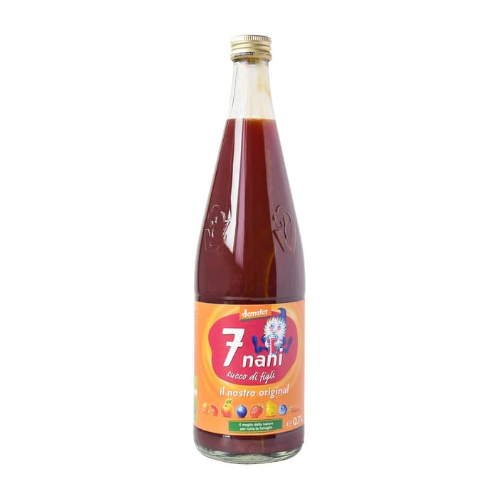 Voelkel Organic Demeter 7 Dwarfs Berry Juice For Kids 700 ML