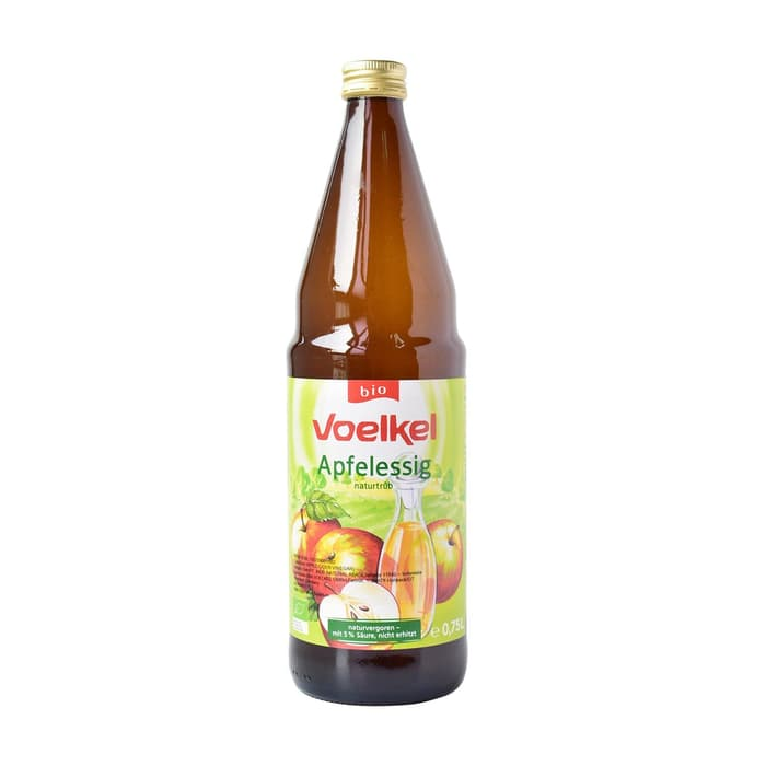 Voelkel Organic Apple Cider Vinegar With Mother 750 ML