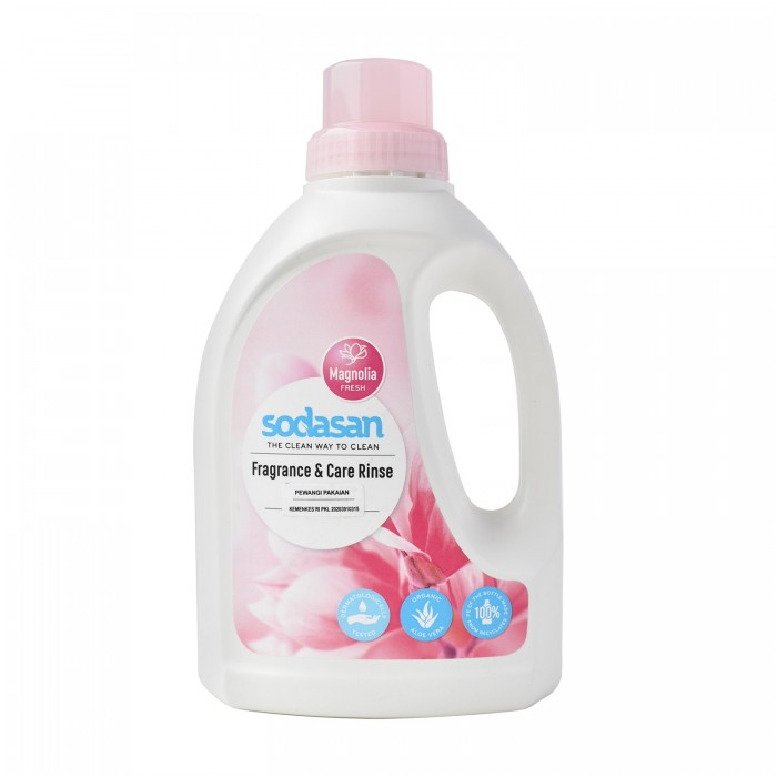 Sodasan - Laundry Fragrance & Care Rinse 750 Ml