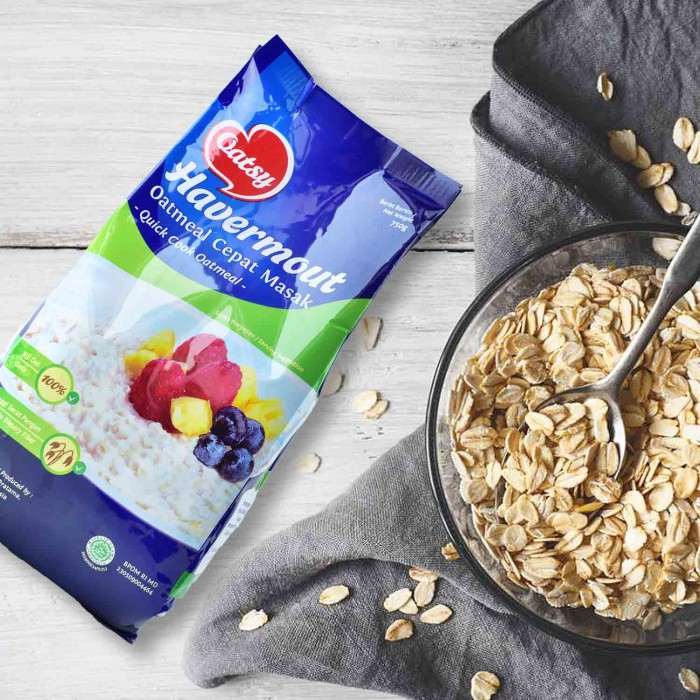 Oatsy Havermout Quick Cook Oatmeal 750 Gr