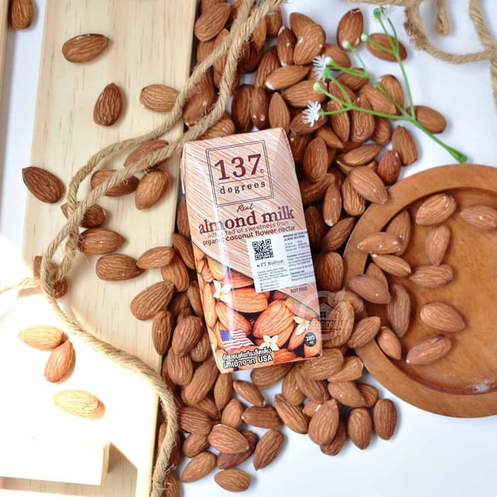 137 Degrees - Nut Milk 180 ml - Almond Coconut