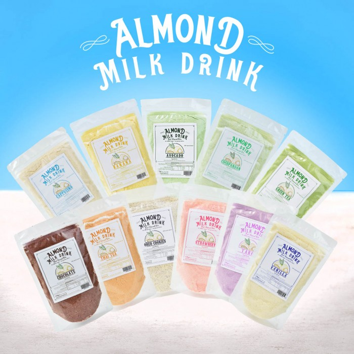 Almond Milk Drink 150 Gr
