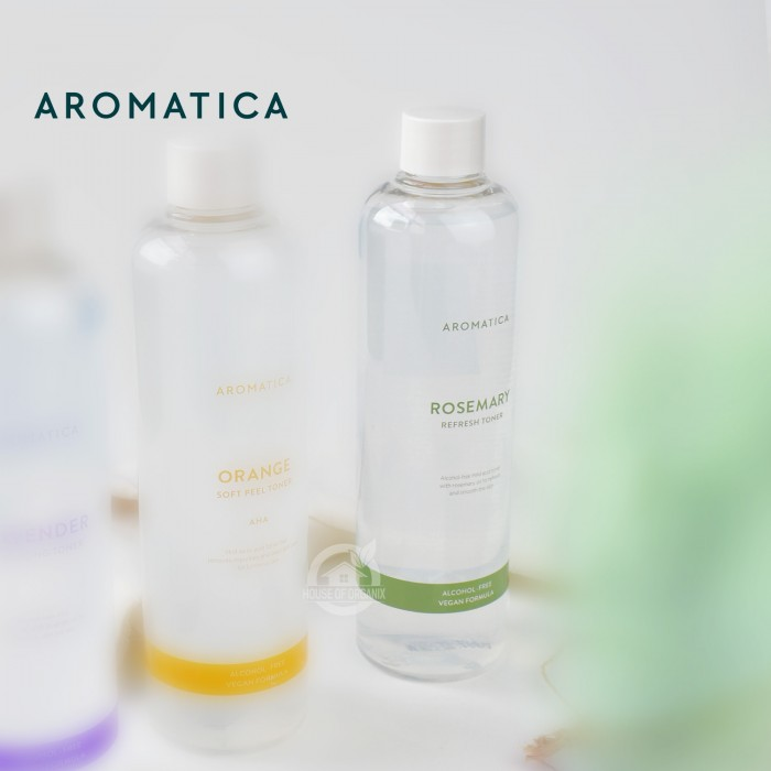 Aromatica Rosemary Refresh Toner 350 Ml