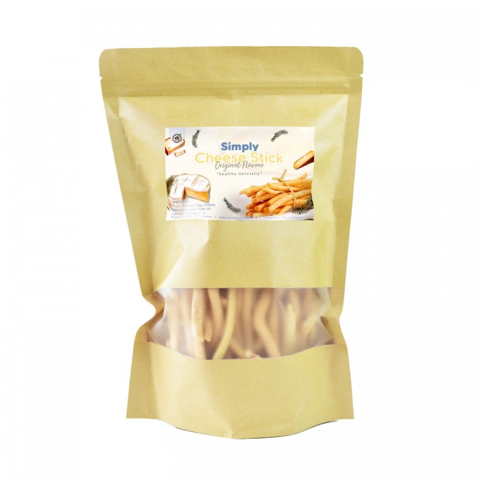 House Of Organix Simply Cheese Stick Original Flavour - 300 Gr